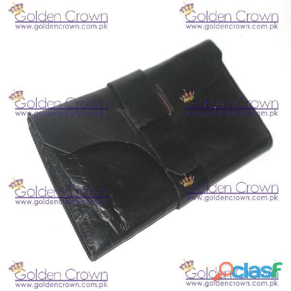 German WWII Leather Wallet