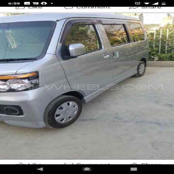 Daihatsu atrai wagon 2013