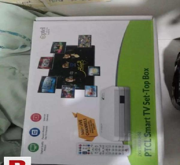 Ptcl android smart tv box (zte-2019).