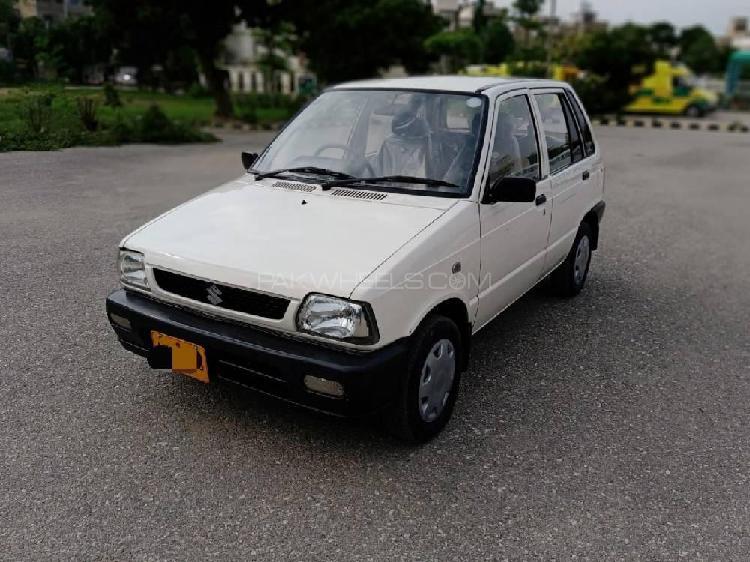 Suzuki mehran vx (cng) 2006