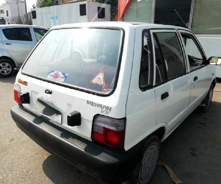Suzuki mehran vx euro ii 2018