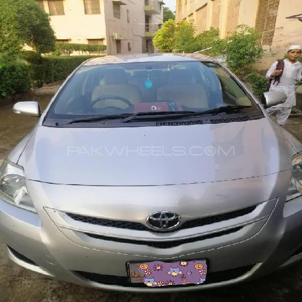 Toyota belta x business a package 1.3 2006