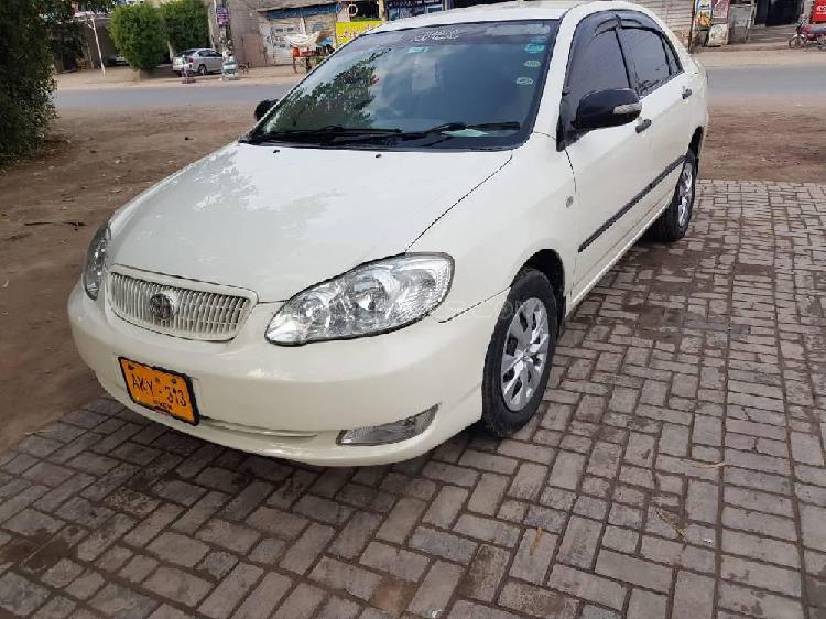 Toyota corolla xli 2006