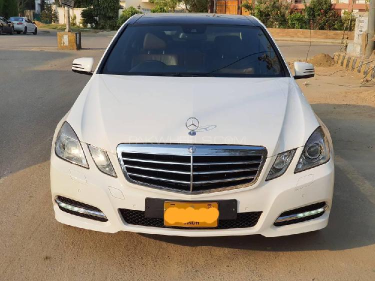 Mercedes benz e class e200 2013