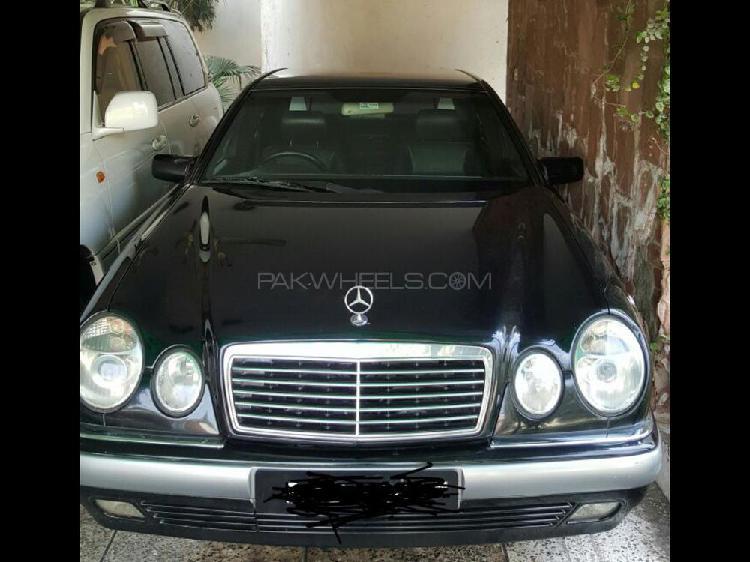 Mercedes benz e class e300 1998