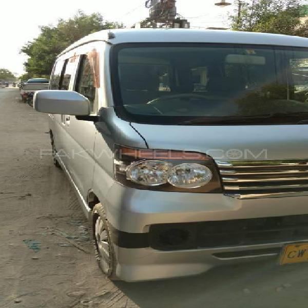 Daihatsu atrai wagon 2011