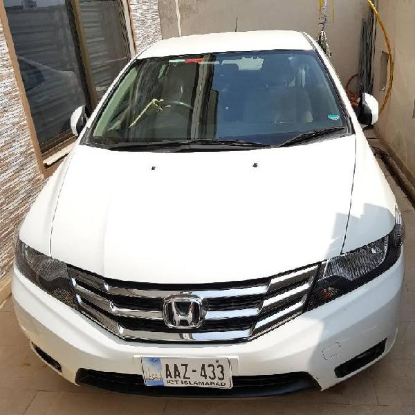 Honda city aspire 1.5 i-vtec 2016