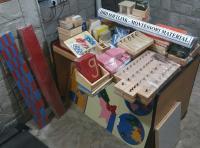 Karachi montessori store's 1 basic montessori kit