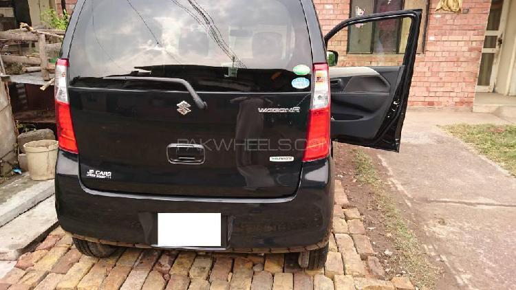 Suzuki wagon r fx 2015