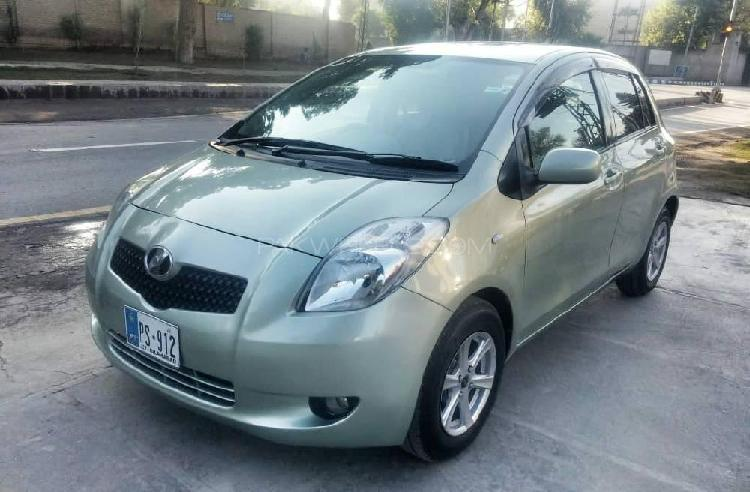 Toyota vitz b s edition 1.0 2006