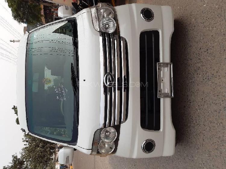 Daihatsu atrai wagon custom turbo rs 2014