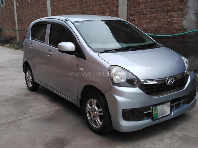 Daihatsu mira x 2014