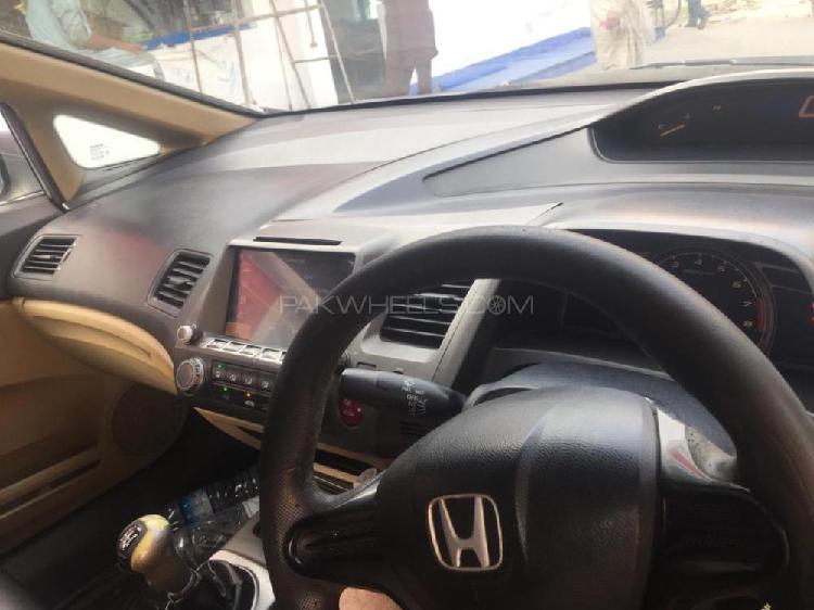 Honda civic vti oriel prosmatec 1.8 i-vtec 2008