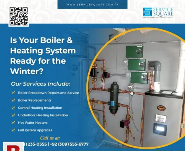Is Your Boiler And Heating System Ready for the Winters?