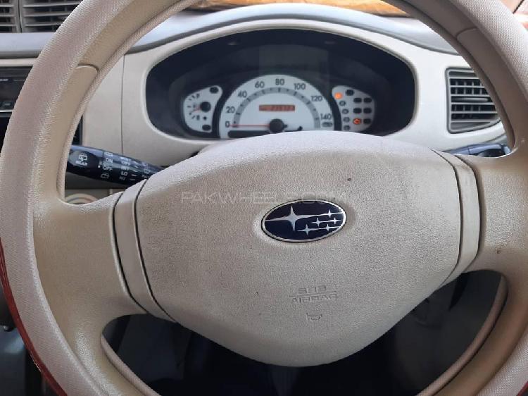 Subaru stella g 2012