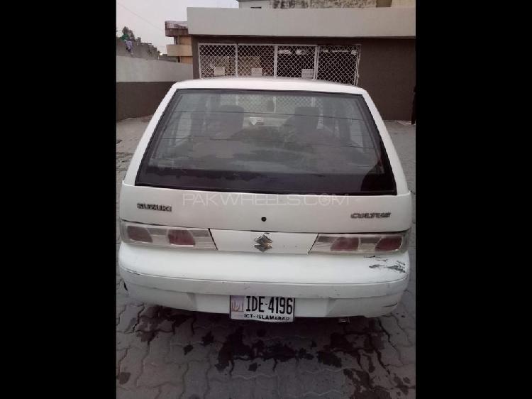 Suzuki Cultus VXR 2004