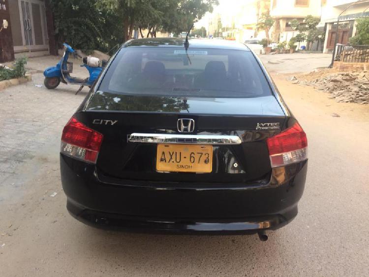 Honda city 1.3 i-vtec prosmatec 2012