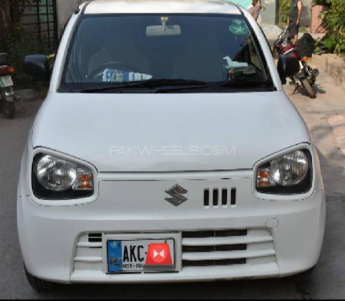 Suzuki alto vp 2015
