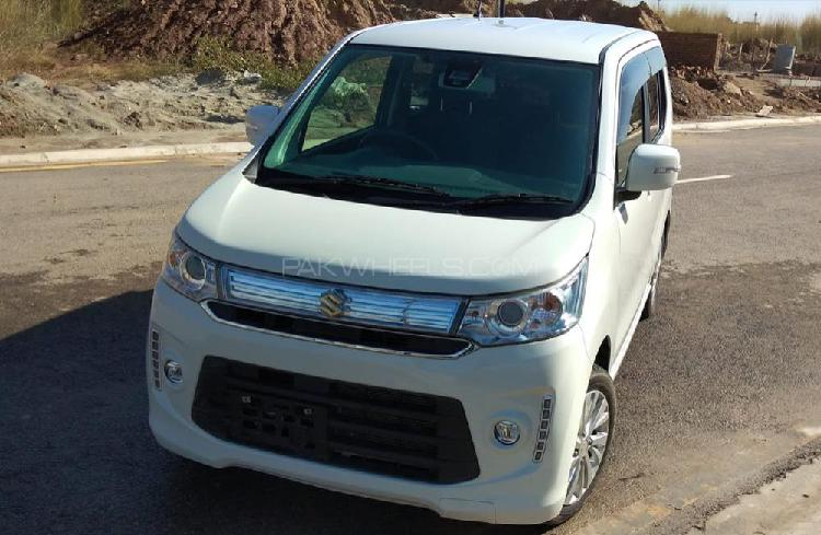 Suzuki wagon r stingray limited ii 2016