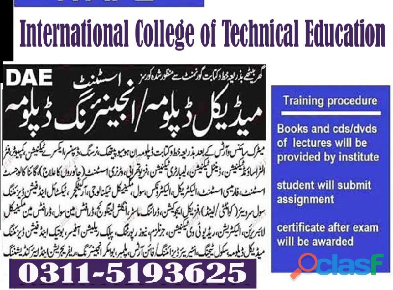 Mechanical Engineering Professional Course in Rawalpindi Dubai Muscat Oman 8