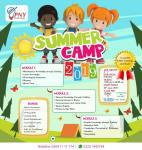 Best summer camp for kids in lahore