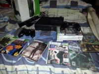 Xbox 360 + Kinect / Excellent Condition