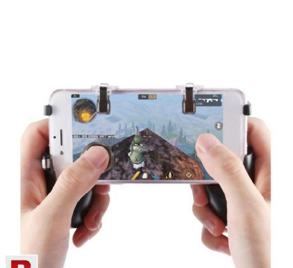 5 in 1 gamepad for pubg controller mobile for pubg trigger