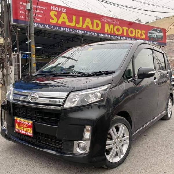 Daihatsu move custom rs 2013