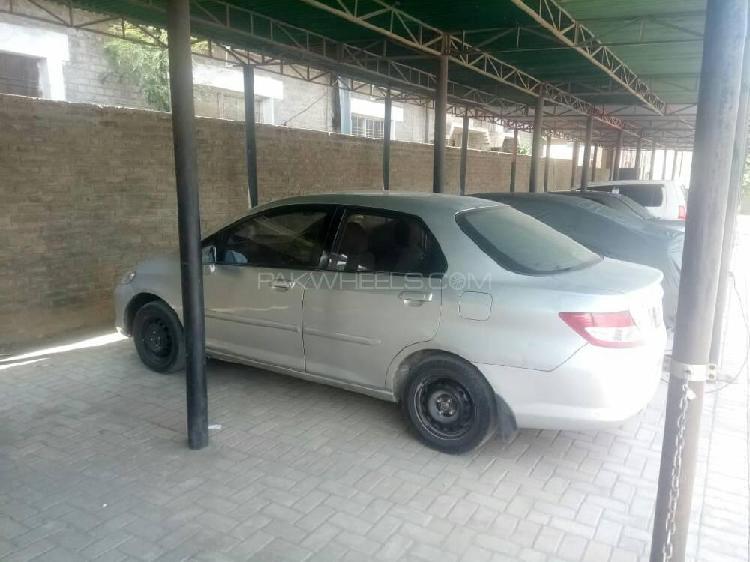 Honda city i-dsi vario 2004