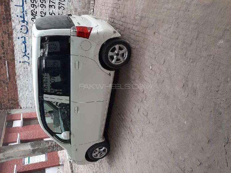 Honda life c 2012