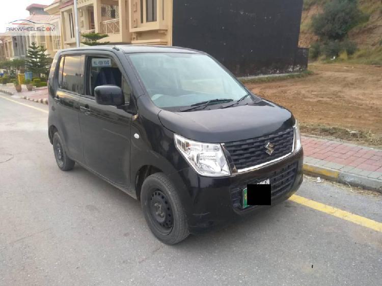 Suzuki wagon r fx idling stop 2016