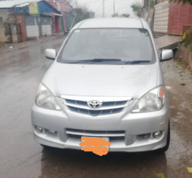 Toyota avanza up spec 1.5 2011