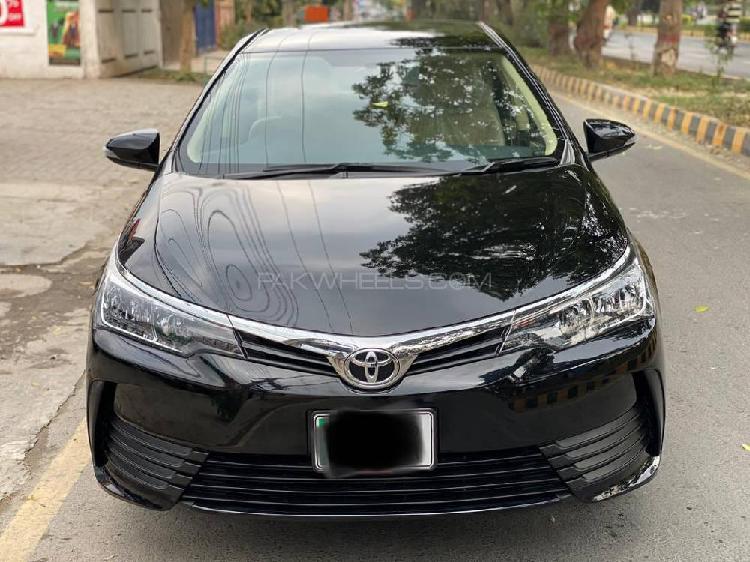 Toyota corolla gli automatic 1.3 vvti 2019
