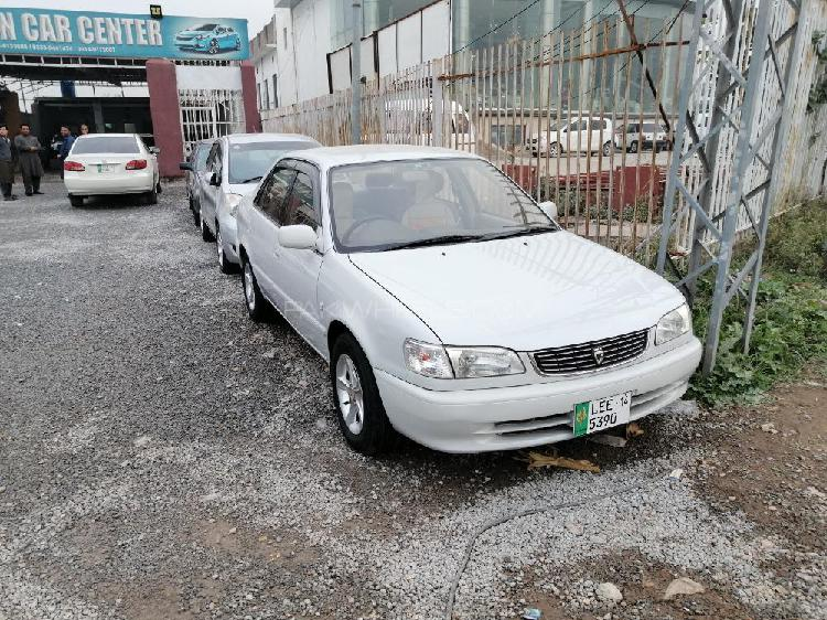 Toyota corolla se limited 1999