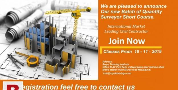 Civil surveyor training in rawalpindi. 03346060545
