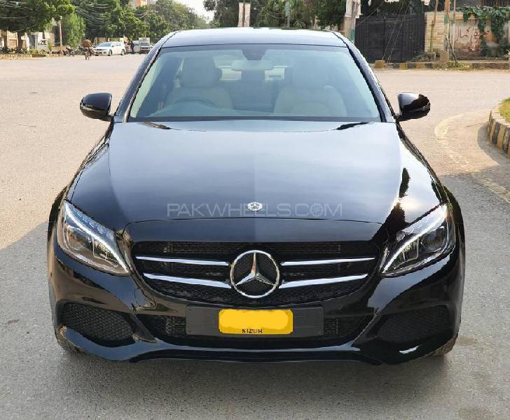 Mercedes benz c class c180 avantgarde 2018