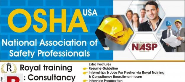 Osha 30 hours construction safety course (iasp) american