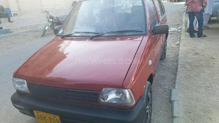 Suzuki mehran vx (cng) 1998