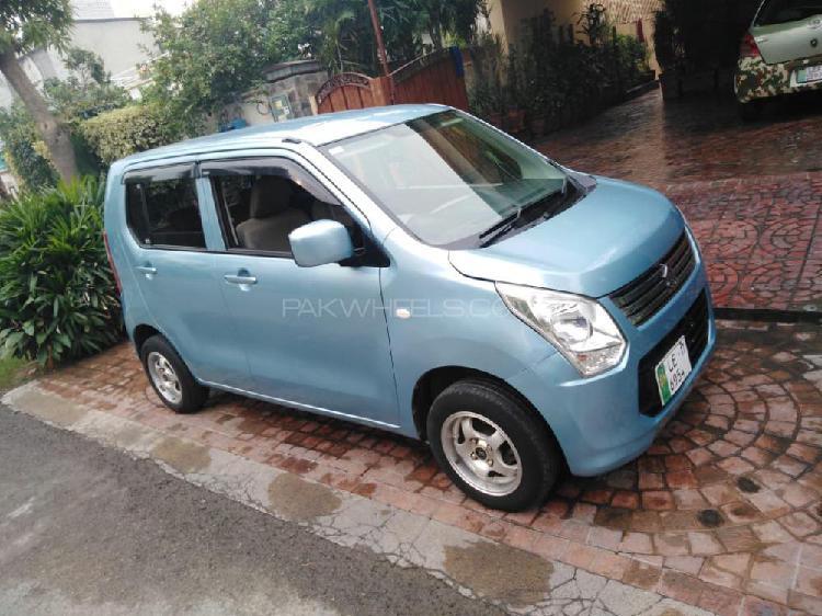 Suzuki wagon r fa 2017