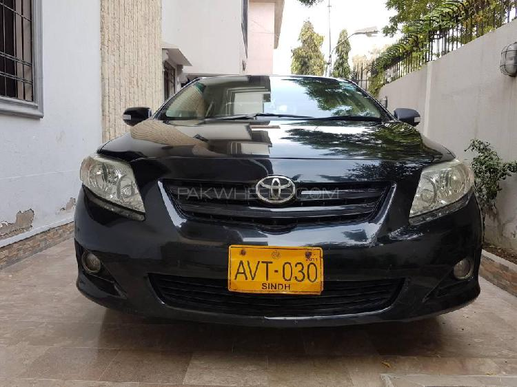 Toyota corolla altis sr cruisetronic 1.8 2011