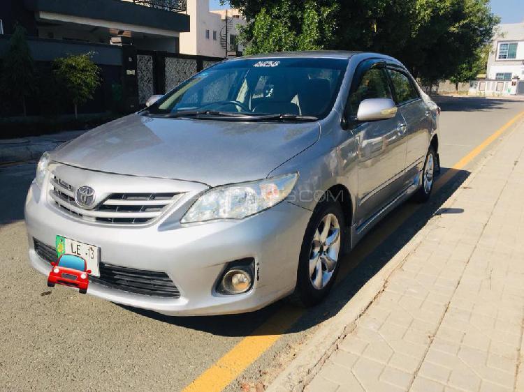 Toyota corolla gli 1.3 vvti 2013