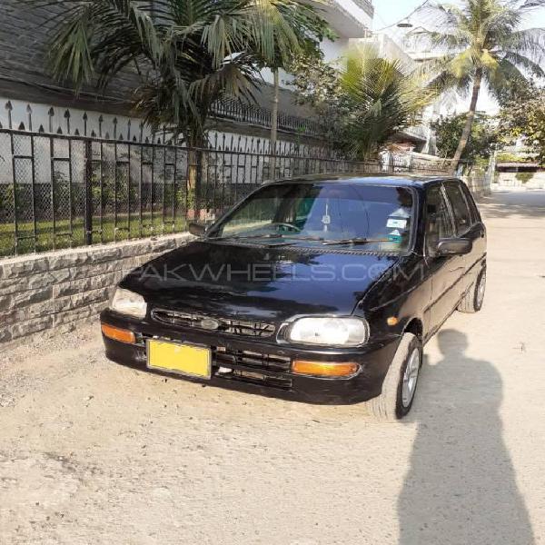 Daihatsu cuore cx eco 2001