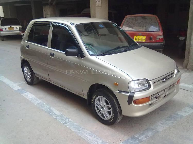 Daihatsu cuore cx eco 2010