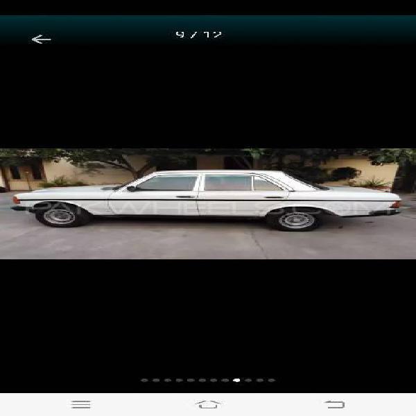 Mercedes benz 200 d 1978