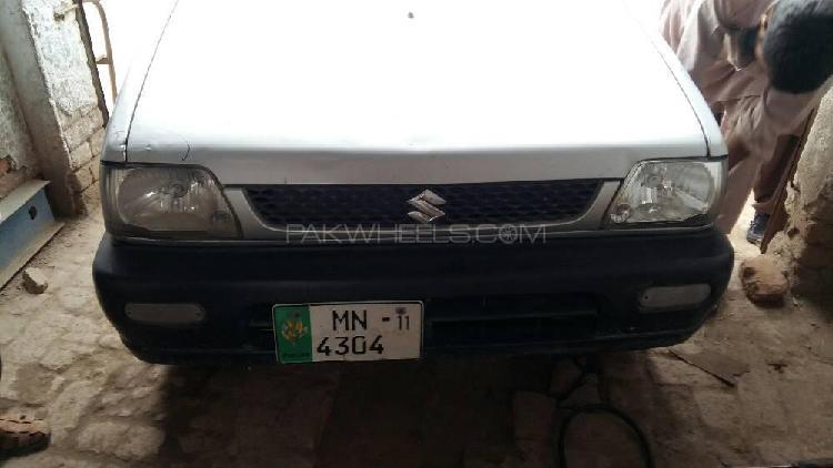 Suzuki mehran vx (cng) 2011