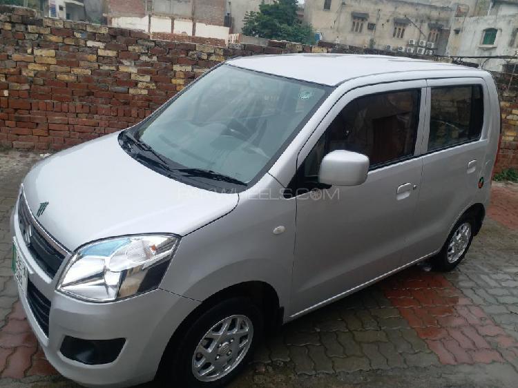 Suzuki wagon r vxl 2018