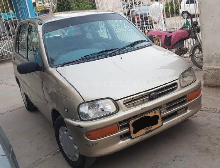 Daihatsu cuore cx automatic 2004