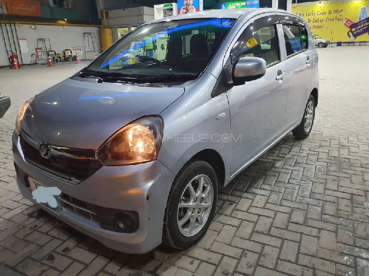 Daihatsu mira x limited smart drive package 2015