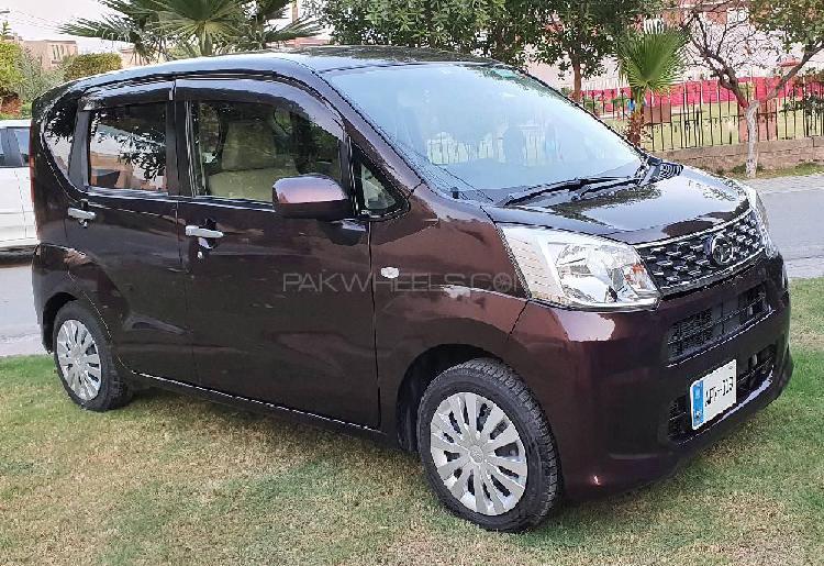 Daihatsu move l 2015