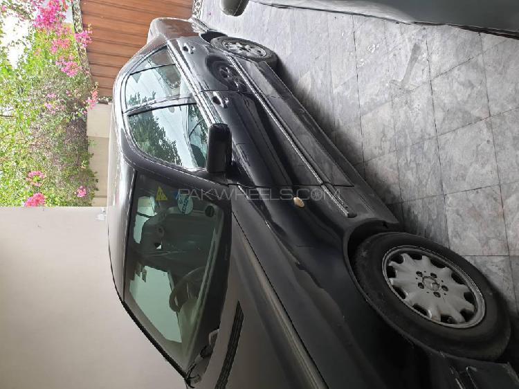 Mercedes benz 250 d 1998